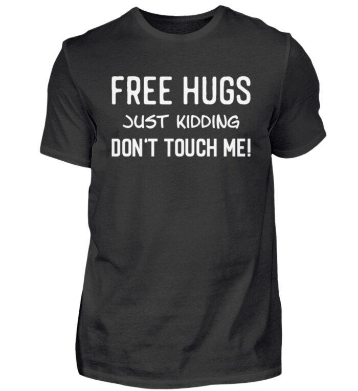 FREE HUGS - Herren Shirt-16