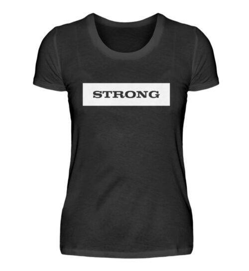Strong - Damenshirt-16
